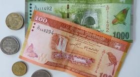 Srí Lanka měna