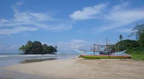 Pláž Weligama