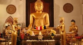 Chrám Buddhovho zuba Kandy